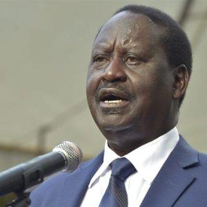 """Odinga: Kenya Election Rerun """"Must Not Stand"""""""