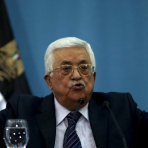 Mahmoud Abbas Says No Role for US in Peace Process