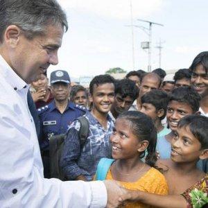 Germany Wants Persecuted Rohingya to Return Home