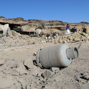 Saudi-Led Coalition Intensifies Yemen Airstrike