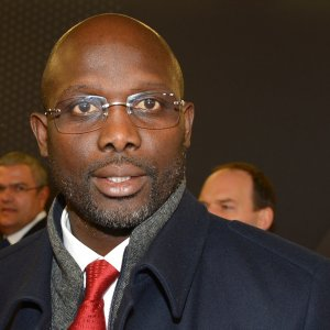 George Weah Wins  Liberia's Presidency