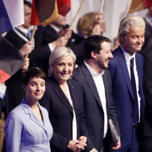 Europe's Far Right Leaning in 2017