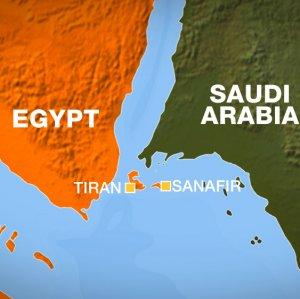 Egypt Arrests Activists Protesting Islands Transfer