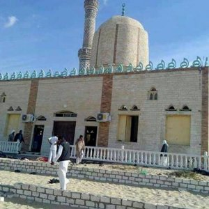 Militants Kill 235  in Mosque  Attack in Egypt's  North Sinai