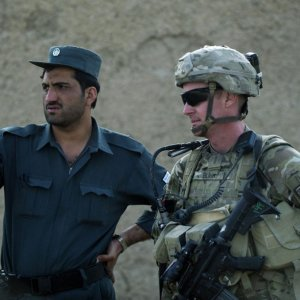 """3 US Soldiers Killed in Afghan """"Insider Attack"""""""