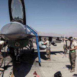 US Bombings Hit Seven-Year High in Afghanistan