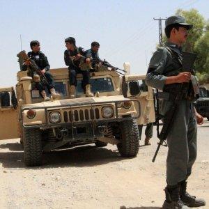Afghan Police Repel Taliban Attack, Kill 11