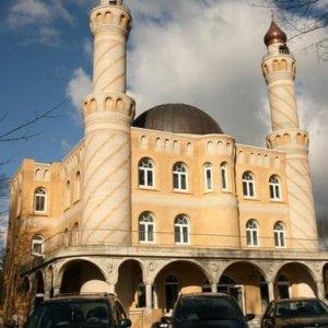 Arson Attack on Mosque in Berlin