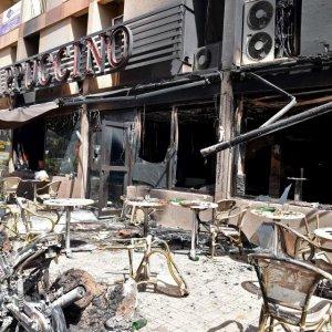 Terrorists Kill 18 in Burkina Faso Capital