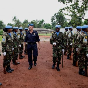 UN Warns of Genocide in Central African Republic