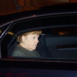 German Coalition Talks Hits Snag Again