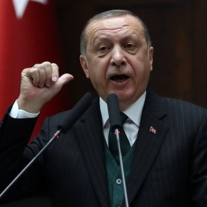 Erdogan Says Turkish Forces Nearing Centre of Afrin