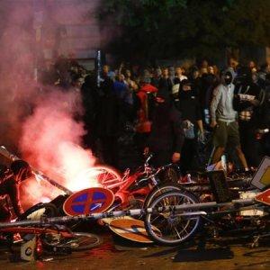 Hamburg Protests Rage as G20 Leaders Meet