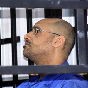 Gaddafi's Son Seif Freed After 5 Years in Detention