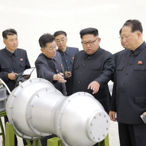 N. Korea Conducts 'Perfect' Hydrogen Bomb Test