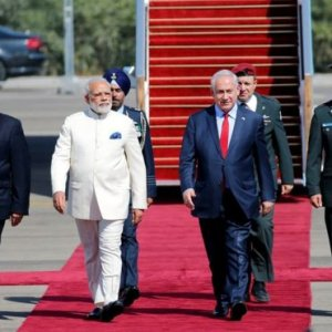 Narendra Modi Becomes First Indian PM to Visit Israel