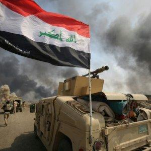 Iraq Forces Push Into IS Bastion Hawija