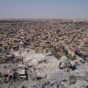 4,000 Bodies Still Under Rubble in Mosul's Old City