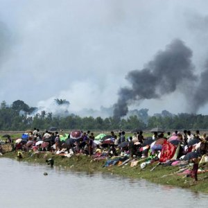 Israeli Court Issues Gag Order Over Arms Sales to Myanmar
