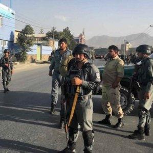 Blast Outside Kabul Stadium Kills 3