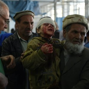 Kabul on High Alert After Huge Blast