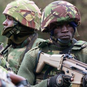 Al-Shabaab Kills  5 Kenyan Police