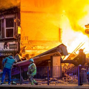 Five People Killed in Leicester Explosion