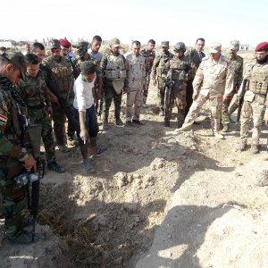 Iraqi Yazidi Mass Graves in Mosul Exceed 70