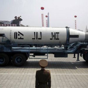 North Korea Pressing Ahead With Rocket Program