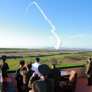 North Korea: New Type of Cruise Missile Tested