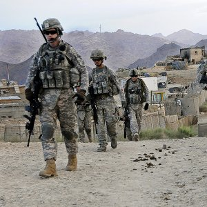 US War in Afghanistan Costs $45 Billion Per Year