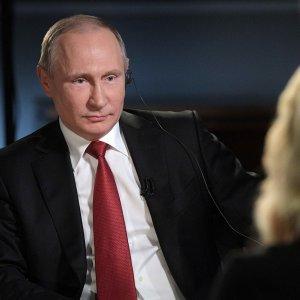 Putin Says World's 'Most Urgent' Tasks in Syria
