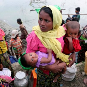 According to the UN, since the repatriation deal was signed on November 23,  nearly 70,000 Rohingya have arrived in Bangladesh through different routes  in and near Cox's Bazar district.
