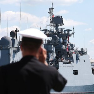 Russia Striving to Make Navy World's Second