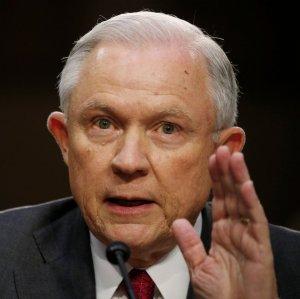 Sessions Dodges Trump Questions, Riles Democrats