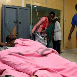 Twin Car Bombings Kill Nearly 40 in Somalia's Mogadishu