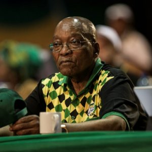 South Africa's ANC Divided on Zuma's Fate