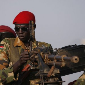 Sudanese Troops Deployed on Border With Eritrea