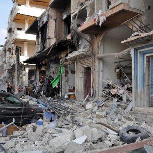 15 Killed in Damascus Bombings