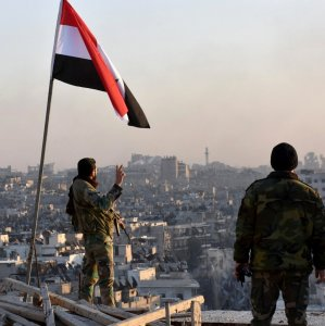 Syrian Army Liberates Strategic Rebel-Held Town
