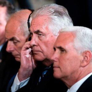 Trump Team Sending Conflicting Signals on Russia Sanctions