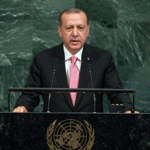 Erdogan Threatens Sanctions Over Iraq's Kurdish Independence Vote