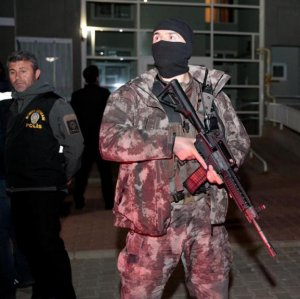 2 Suspected IS Militants Killed  in Turkey
