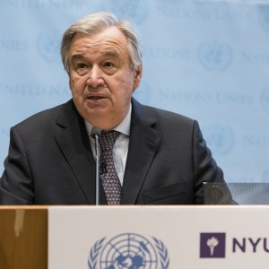 UN Chief Wants World to Support Paris Accord
