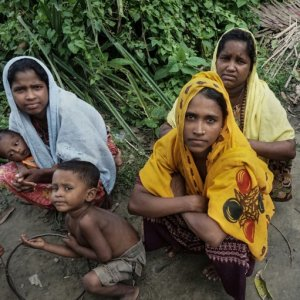UN Medics See Evidence of Rape in Myanmar Army's Cleansing of Rohingya
