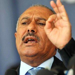 Ex-Yemen President Denies Plans to Return to Power