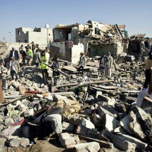 EU Parliament Considering Arms Embargo on Saudi Arabia