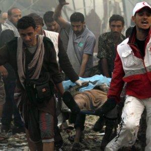 Nine Family Members Killed  in Yemen Airstrike