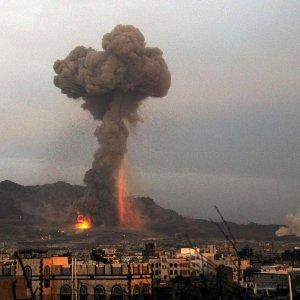 Over 20 Yemenis Killed in Saudi Airstrikes