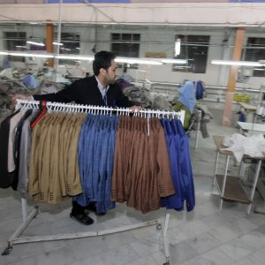 Plan to Set Up Apparel Industrial Town in Tehran